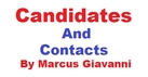 Candidates and Contacts for the Denver Municipal Elections not as Transparent