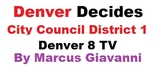 City Council Candidates District 1 in Denver