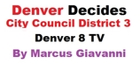 City Council Candidates District 3 in Denver