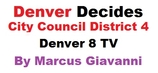 City Council Candidates District 4 in Denver
