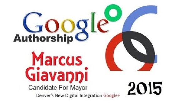 City and County of Denver Google Authorship 2015 2018