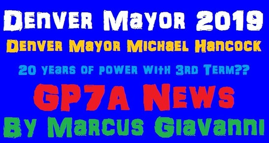 Denver 2015 Post Election Information on the Marcus Giavanni Show talks about Jolon Clark, Council District 7 Live from Phoenix, Arizona