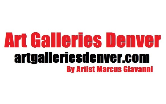 Denver Council District 6 Art Gallery Locations.