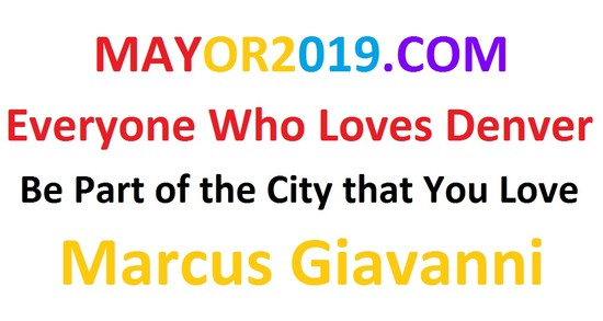 Everyone who Loves Denver Be Part of the City that You Love