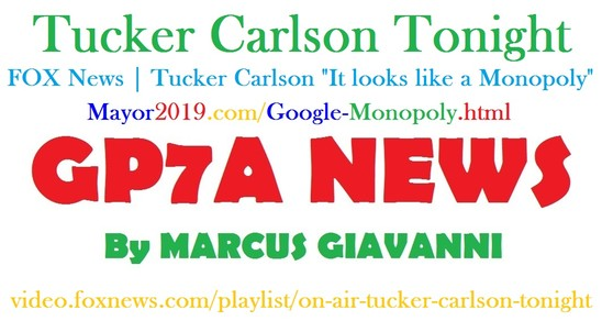 Monopoly Game Tucker Carlson Google United States