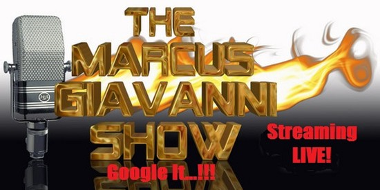 Josh Chernila live on the Marcus Giavanni Show.