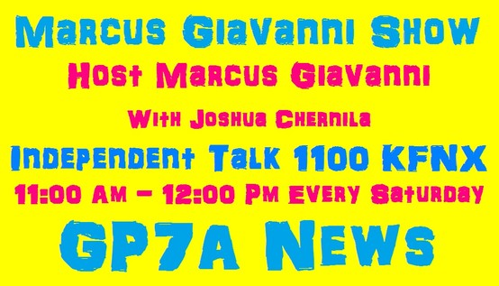Denver 2015 Post Election Information on the Marcus Giavanni Show Live from Phoenix, Arizona.