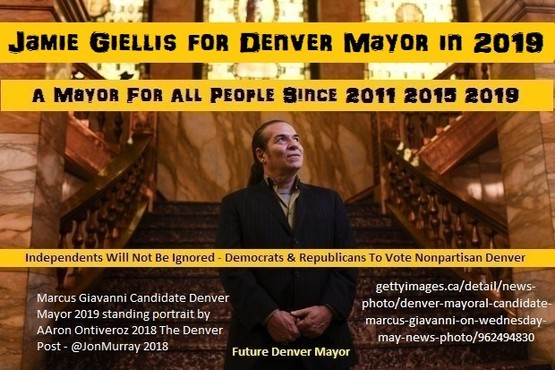 Jamie Giellis Mayor of Denver