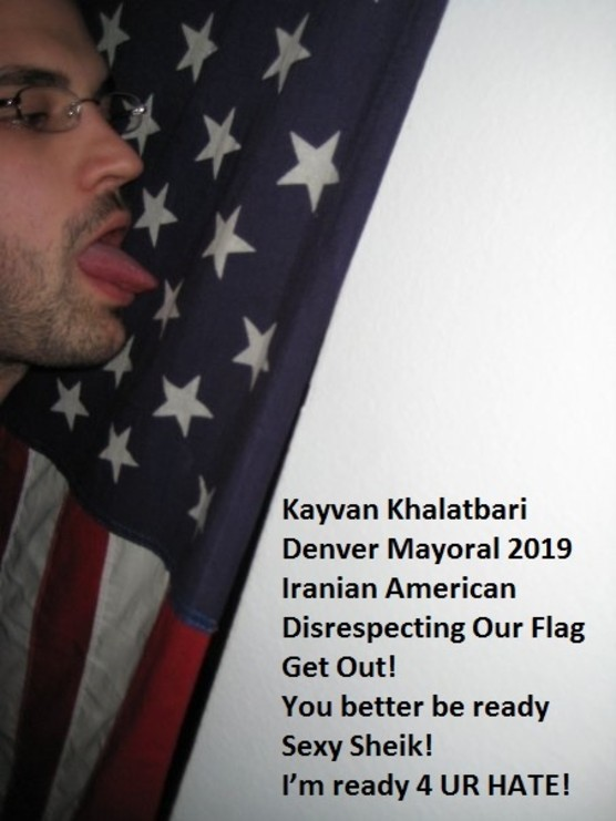 Kayvan Khalatbari For Denver Mayor 2019